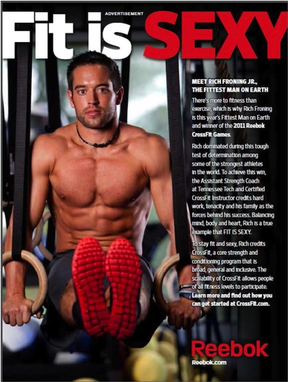 Rich Froning CrossFIt-Sexiest-Man-Alive
