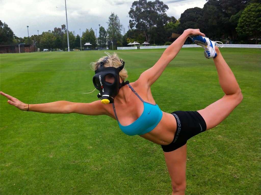 Effect of Wearing the Elevation Training Mask on Aerobic ...