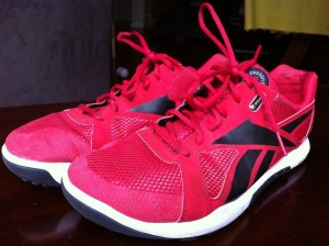 Reebok CrossFit Nano Red side