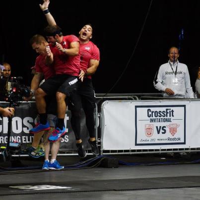 Team USA Wins CrossFit Invitational