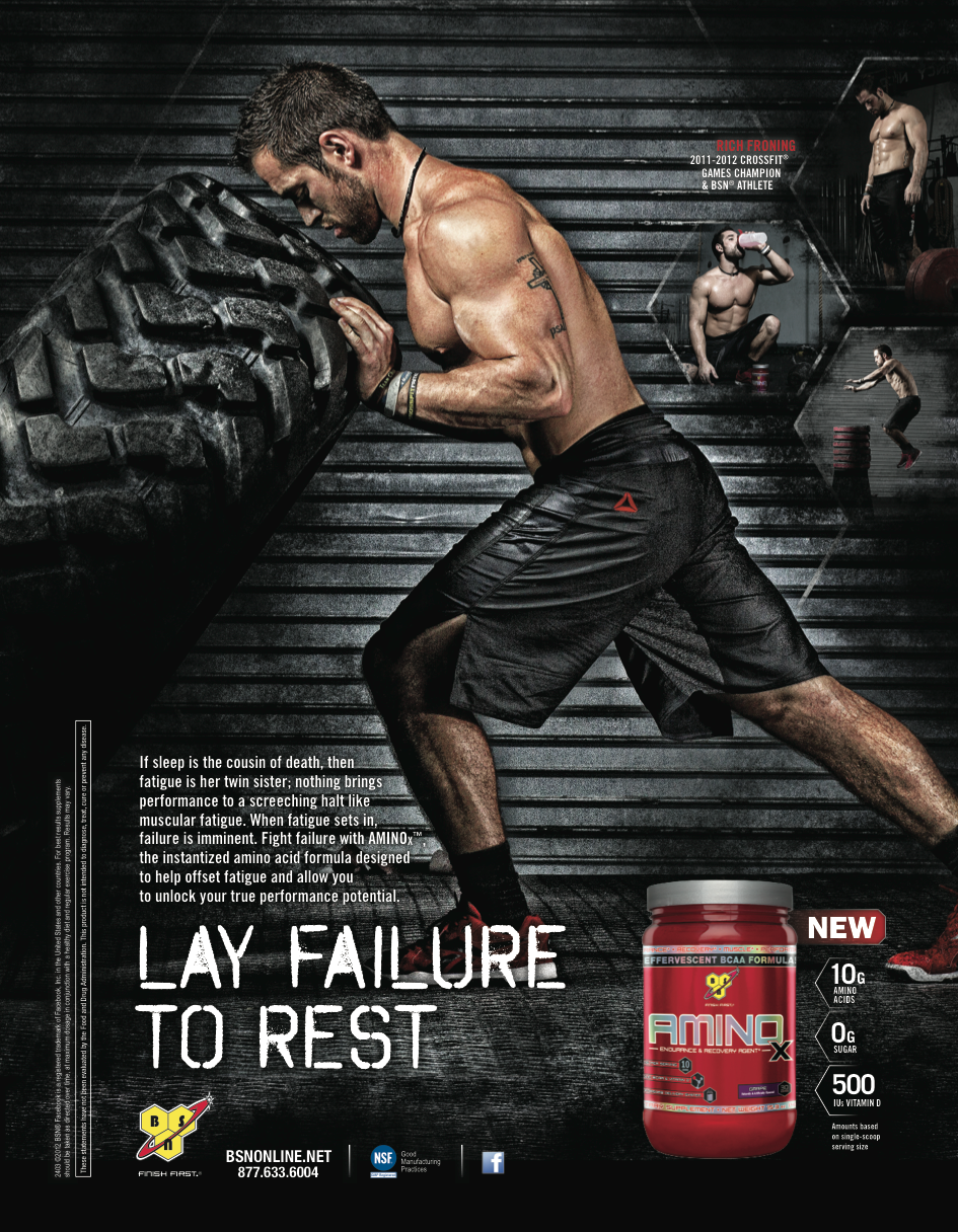 BSN Responds to the Rich Froning Tattoo Controversy