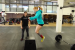 Thorisdottir v Leblanc-Bazinet for Workout 13.2