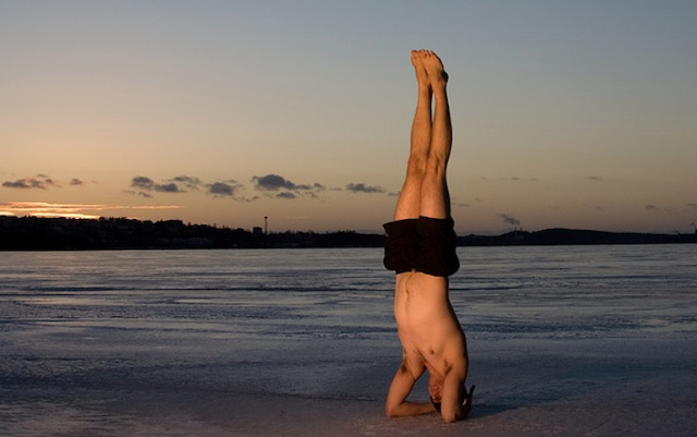 Men and Yoga why men should do yoga