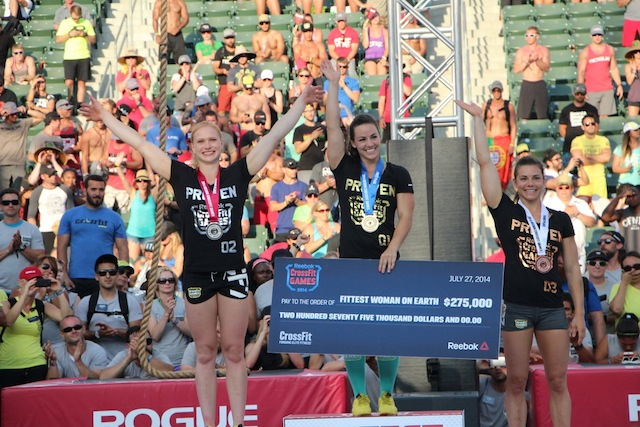 2015 crossfit games prizemoney