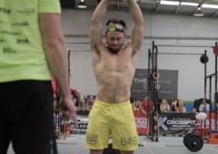 Brandon Swan Talks Competition Nutrition