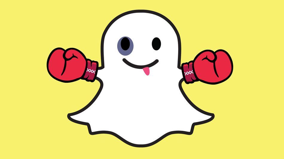 Snapchat Account Has Been Hacked