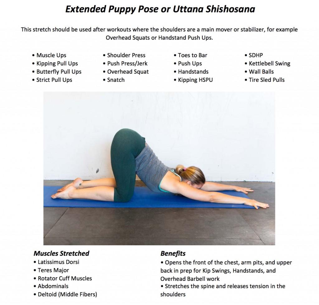 WOD Recovery Yoga