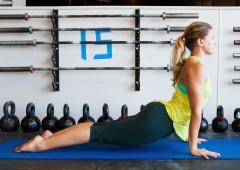 Yoga Pose of the Week – Upward Facing Dog